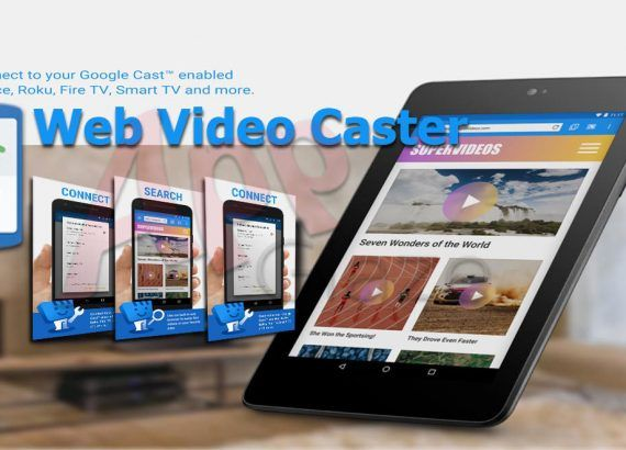 Web Video Cast
