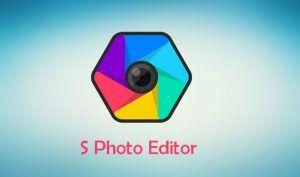 S Photo Editor
