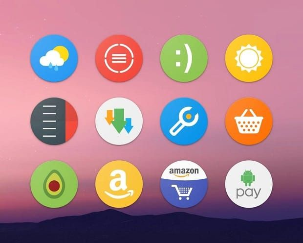PIXEL PIE - ICON PACK v6 0 [Patched] | ApkMagic