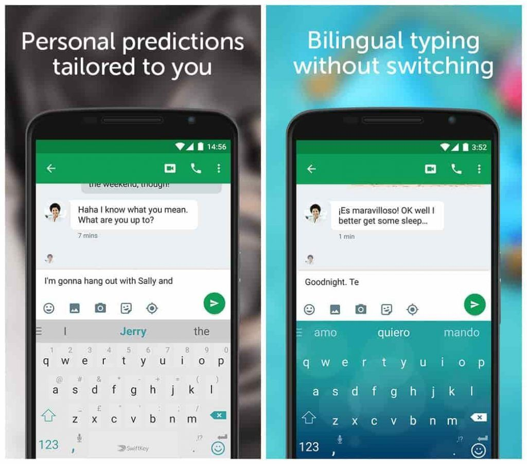 SwiftKey Keyboard v7 1 1 25 Final | ApkMagic