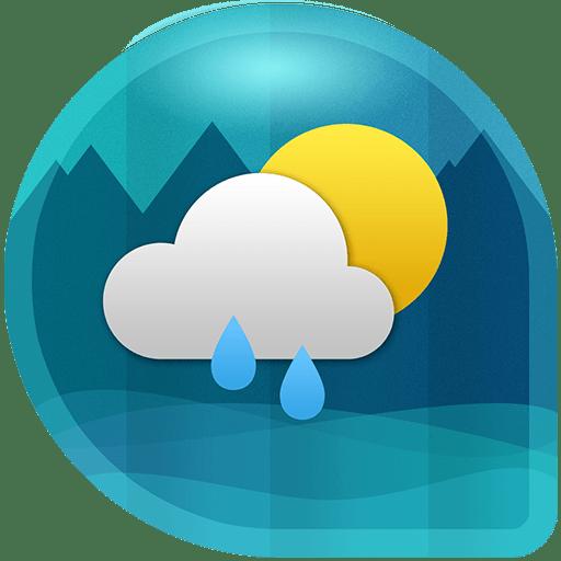 Weather&Clock Widget