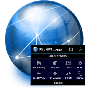 Ultra GPS Logger v3.148r [Patched] APK [Latest]