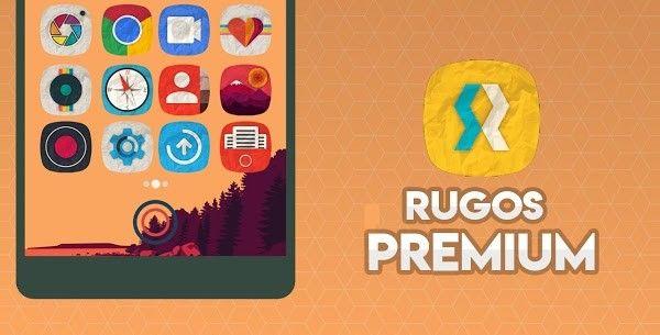 Rugos Premium – Icon Pack 3 4 [Paid] APK Download | ApkMagic