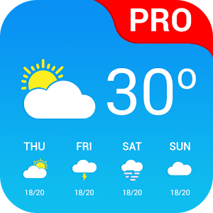 Weather App Pro v4.0 [Paid] APK [Latest]