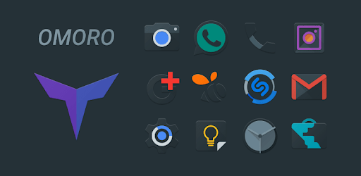 Omoro – Icon Pack 4.3.0 [Patched] APK Download