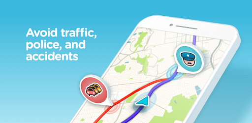 Waze – GPS, Maps, Traffic Alerts & Live Navigation 4.43.0.901 APK Download
