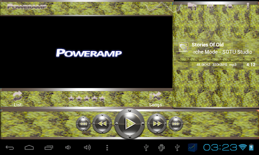 poweramp skin yellow snake v3 02 APK [Latest] | ApkMagic