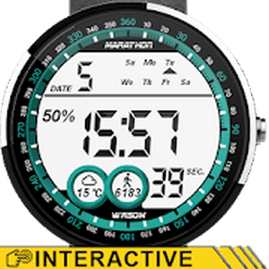 Digital One Watch Face v1 2 26 112 [Paid] APK [Latest] | ApkMagic