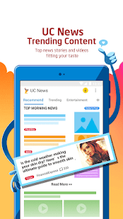 UC Browser - Fast Download Private & Secure Screenshot