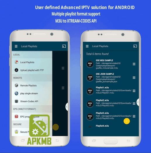 GSE SMART IPTV v6 2 CRACKED APK [Latest] | ApkMagic