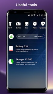 SO S8 Launcher Prime for Galaxy S, S8/S9 Theme v4 0 Cracked