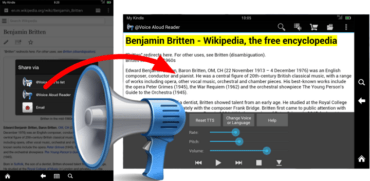 Voice Aloud Reader (TTS Reader) v15 3 2 Premium | ApkMagic