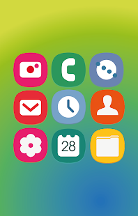 Galaxy S10 OneUi - Icon Pack Screenshot