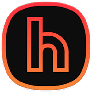 Horux Black – S9 Icon Pack v1.5 [Patched] APK [Latest]