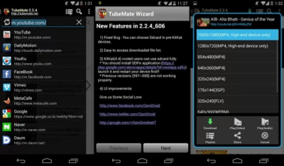 Tubemate v3 2 build 1098 APK is Here ! [Latest] | ApkMagic