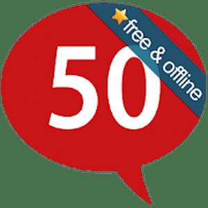 Learn 50 Languages Premium v11.0 build 625 Cracked APK [Latest]