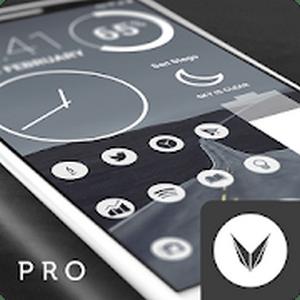 Light Void – White Minimal Icons (Pro Version) v3.0.2 [P] APK [Latest]