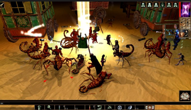 Neverwinter Nights Enhanced Edition v8186A00003 Apk Free Download