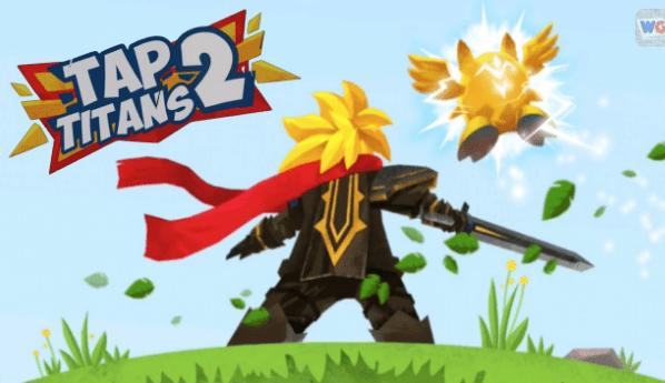 Tap Titans 2 v2.12.0 Mod Money Apk Free Download