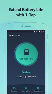 Battery Doctor (Battery Saver) Screenshot