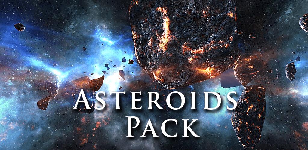 Asteroids Pack v1 5 (Paid) APK | ApkMagic