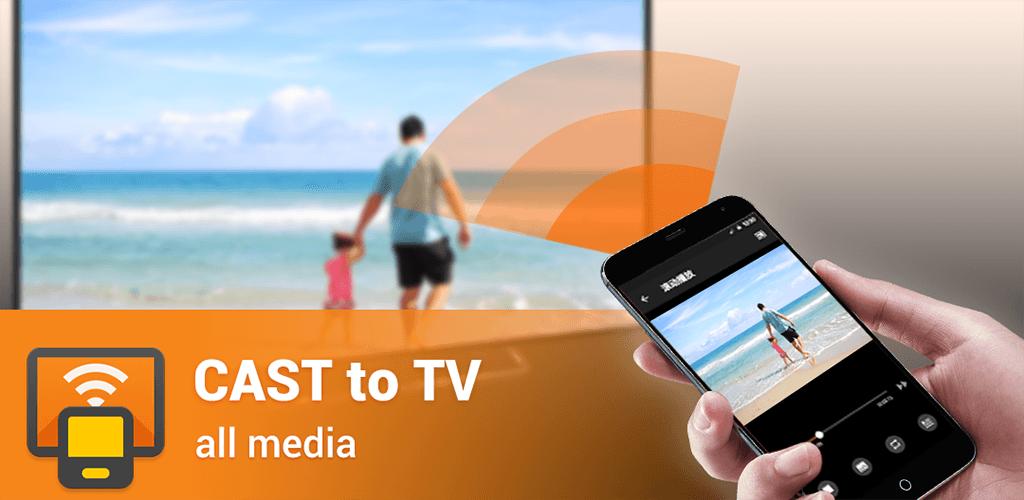Cast to TV – Chromecast, Roku, cast videos to tv v1 3 0 4