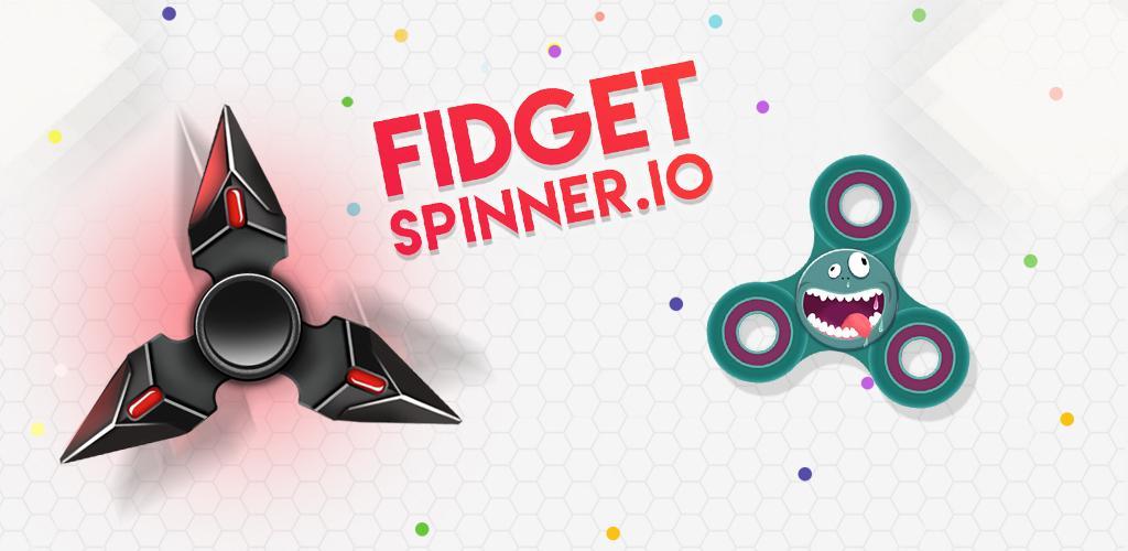 Fidget Spinner  io Game v90 5 Mod (Unlimited Money) APK