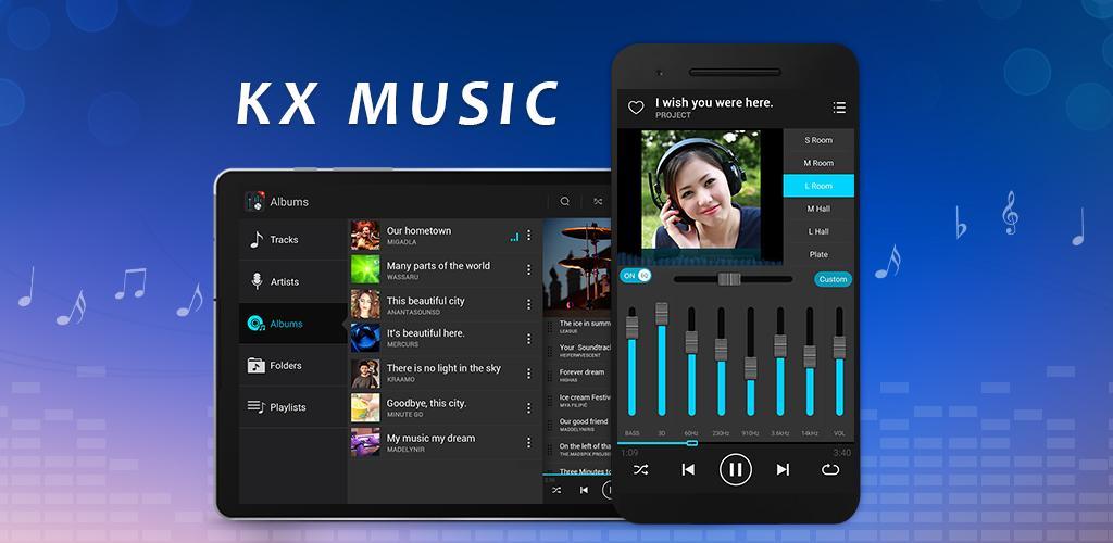 KX Music Player Pro v1 7 5 (Paid) APK | ApkMagic