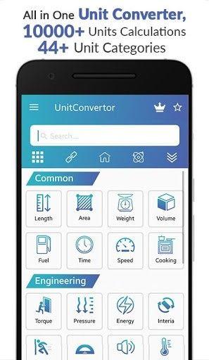 Unit Converter - Unit Conversion Calculator app v10 2 [Pro