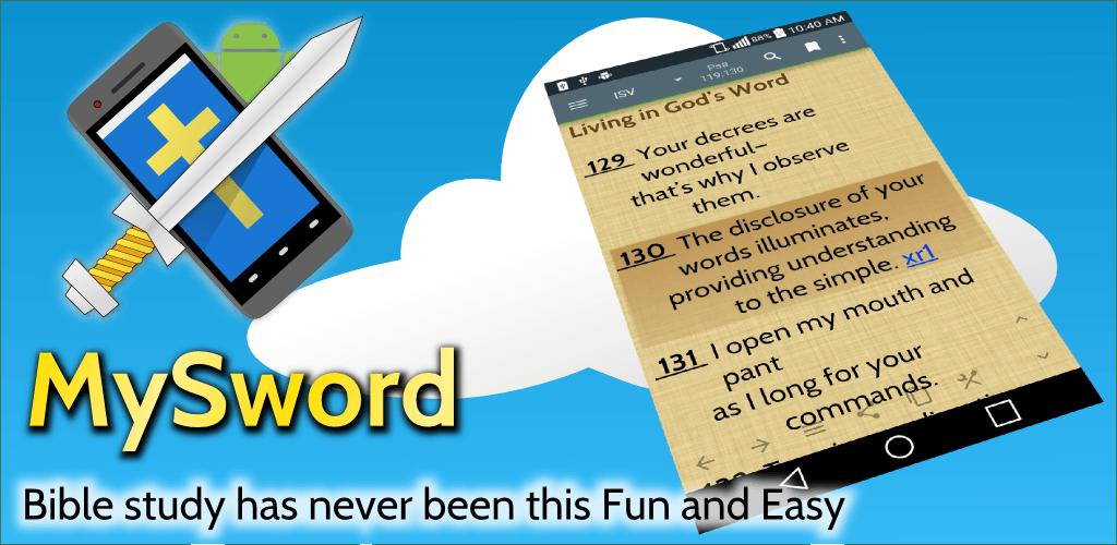 MySword Bible v10 0 (Unlocked) APK | ApkMagic
