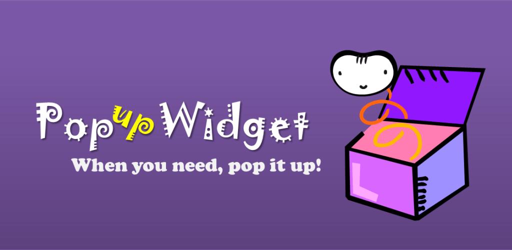 Popup Widget 3 v3 2 1 (Patched) APK   ApkMagic