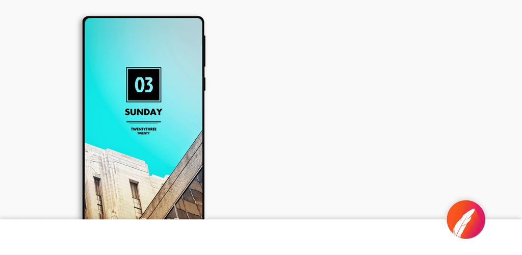 Typographical for Zooper and KWGT v1 4 0 (Patched) APK