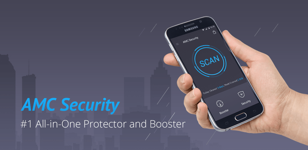 Amc Security Clean Boost V5 10 4 Apk Apkmagic