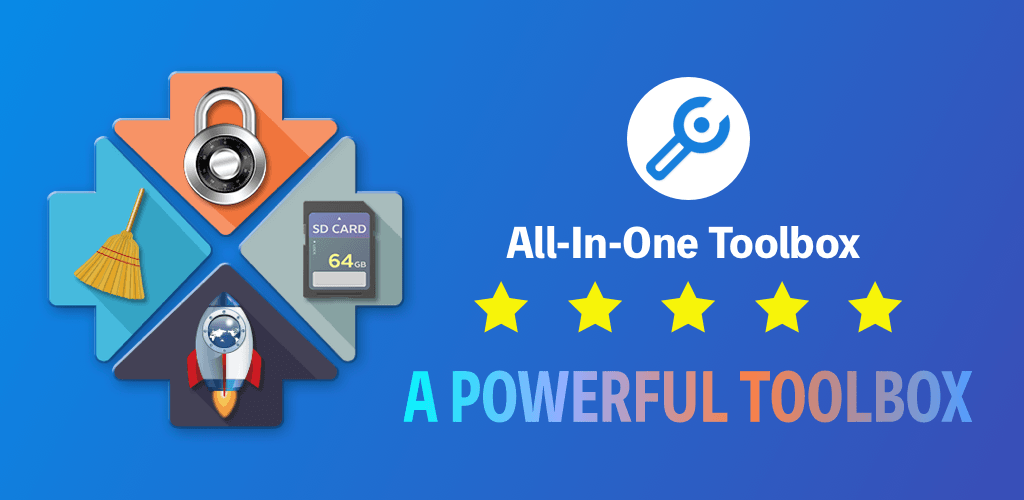 All-In-One Toolbox: Cleaner & Speed Booster v8 1 5 5 9 (Pro) APK