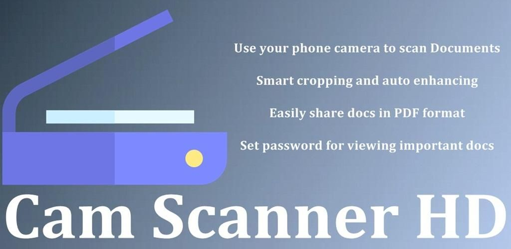 CAM Scanner Full v1 1 APK | ApkMagic