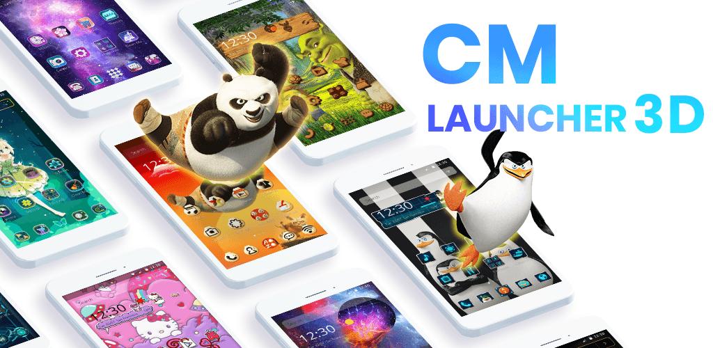 CM Launcher 3D – Themes, Wallpapers v5 74 1 (Pro)[PROPER] APK | ApkMagic