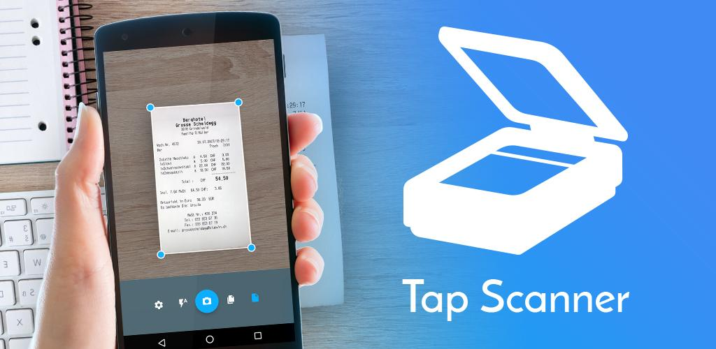 Camera Scanner To Pdf – TapScanner v2 0 47 (Premium) APK | ApkMagic