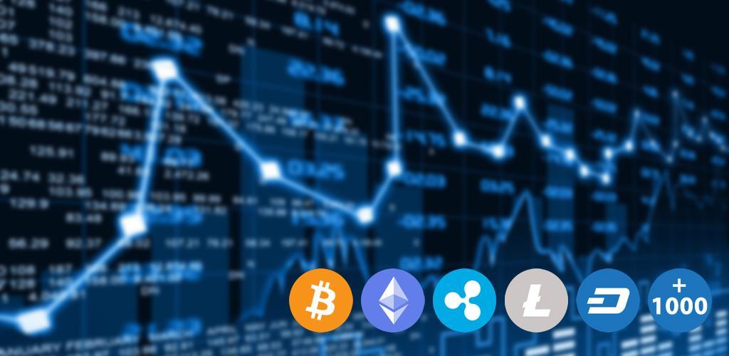 cryptocurrency price tracker widget