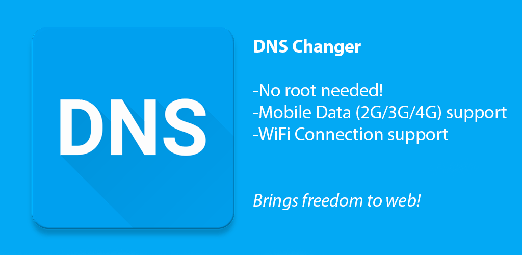DNS Changer (no root 3G/WiFi) v1090r [Mod Pro] APK   ApkMagic