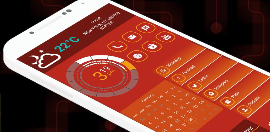 Elegant Launcher 2 – 2019, Free Launcher Theme v4 0 (Mod Ad