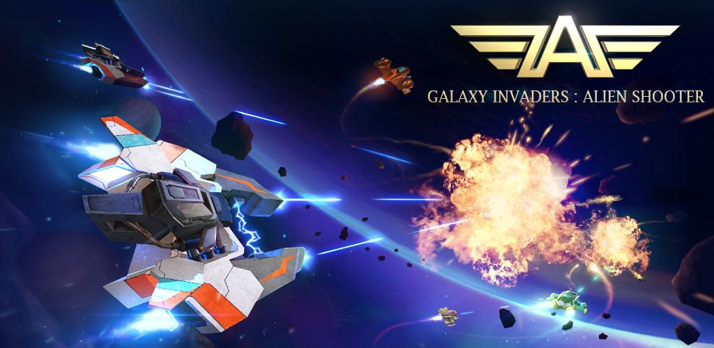 Galaxy Invaders: Alien Shooter v1 1 15 [Unlimited Coins/Gems