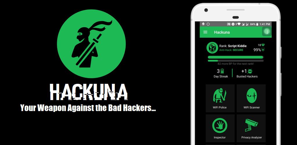 Hasil gambar untuk HACKUNA