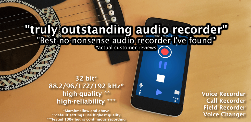 Hi-Res Audio Recorder v0 10 76 (Pro) APK | ApkMagic