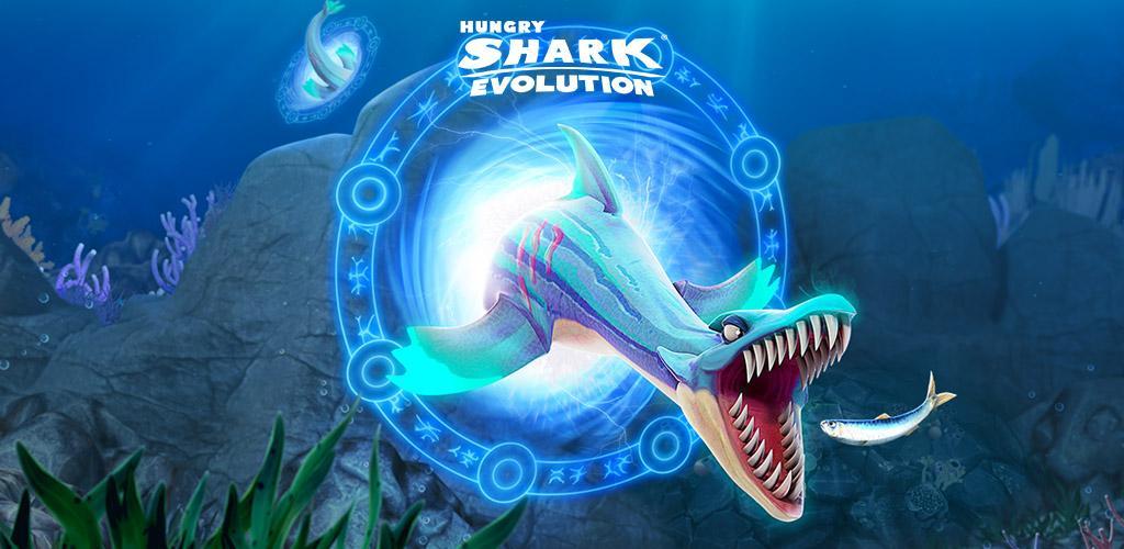 Hungry Shark Evolution v6.6.2 [Mod Money] APK | ApkMagic
