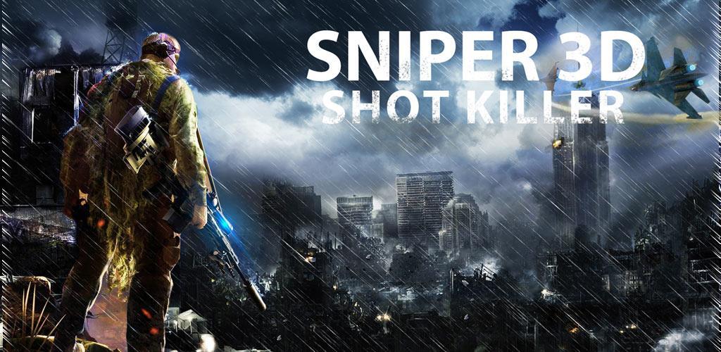 Sniper 3D Strike Assassin Ops v2 2 2 [Mod Money] APK | ApkMagic
