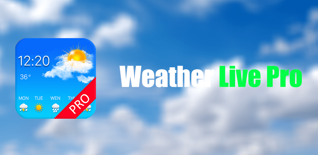 Weather Radar Pro v6 8 (Paid) APK | ApkMagic