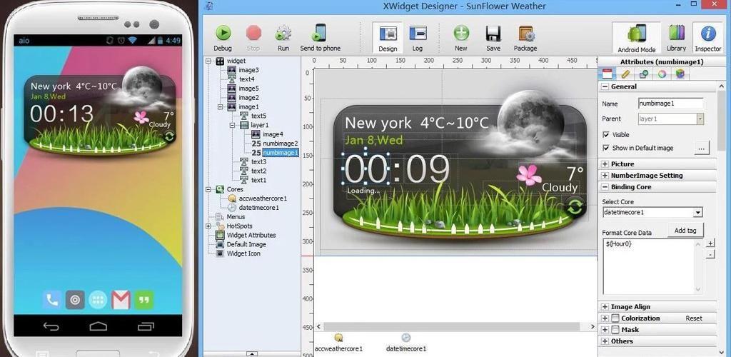 download xwidget pro 1.94 apk