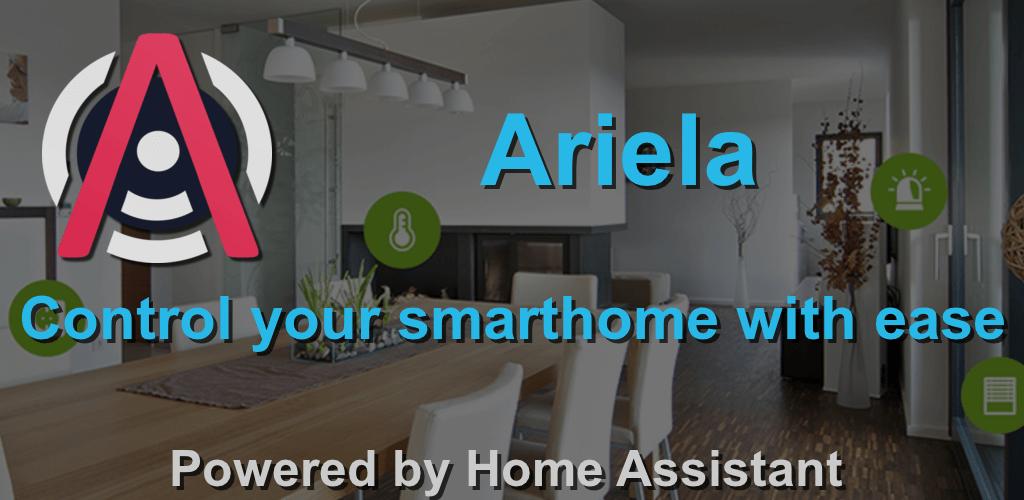 Ariela Pro – Home Assistant Client v1 3 2 8 (Paid) APK