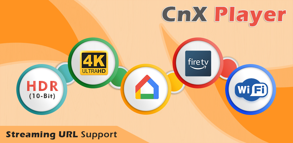 CnX UHD Video Player All Format – All Cast to TV v3 2 2