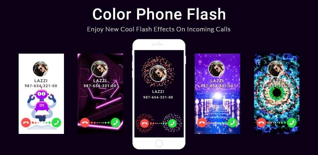 Color Phone Flash Themes & Color Phone LED Flash v1 6[PRO